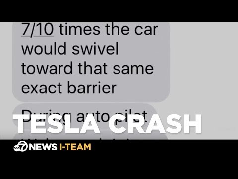 I-TEAM EXCLUSIVE: Victim who died in Tesla crash had complained about auto-pilot