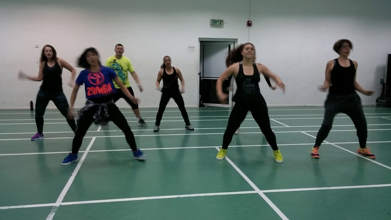 af9cf75550 Zumba®fitness with Ira - Justin Quiles&Farruko - Otra Copa