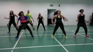 Zumba®fitness with Ira - Justin Quiles&Farruko - Otra Copa