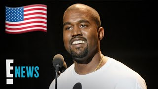 Kanye West Announces Presidential Run | E! News