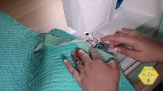 Easy Quilt Binding *Updated
