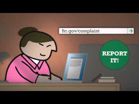 How to File a Complaint with the Federal Trade Commission - Revised