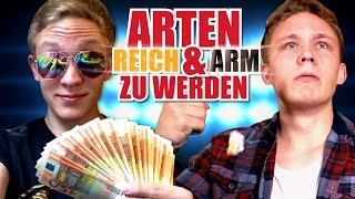 ARTEN REICH & ARM ZU WERDEN!