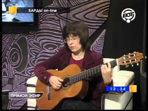 Татьяна Алёшина и Николай Якимов в гостях у Е.Гудковой
