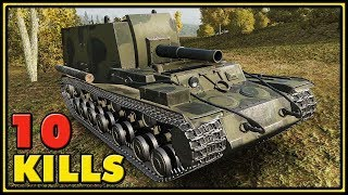 212A - 10 Kills - World of Tanks Gameplay