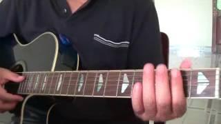 Hướng  dẫn solo đơn giản 1 bài nhạc (Ton Am) -Khúc Thụy Du