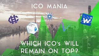 ICO's RALLY | Which ones will remain on top?