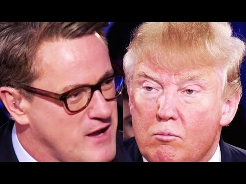 Joe Scarborough: Trump Crossed a 'Bright, Bright Line' Toward Autocracy By Undermining Free Press
