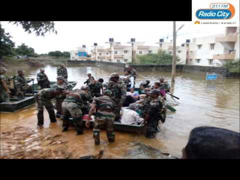 Chennai Flood - Radio City Relief Campaign | RadioCity 91.1 FM