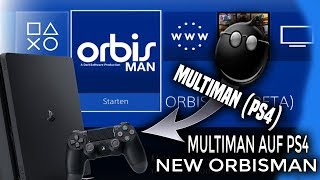 Mutiman auf Ps4 ? (Ps4 Jailbreak Multiman Pkg -orbisman 5.05) Spoof Firmware +Kostenlosen Download