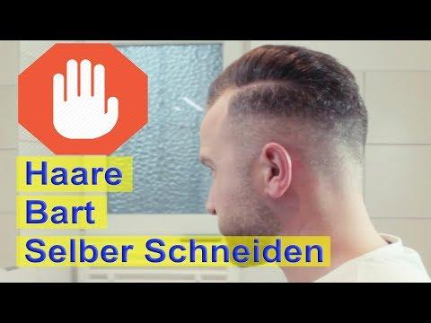 Haare Selber Schneiden Bart Auch Anleitung Moderne Frisur