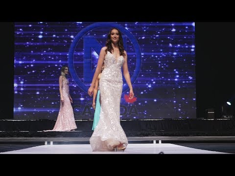 Miss World Canada 2019 Evening Gown