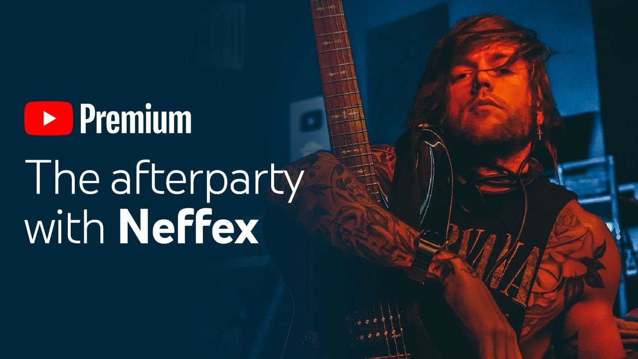 NEFFEX - REVOLUTION: Live YouTube Premium-Exclusive Afterparty