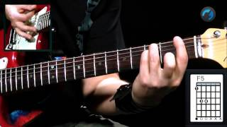 Pink Floyd - Another Brick In The Wall (Part II) (como tocar na guitarra - aula)