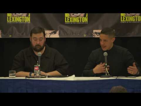 Theo Rossi: Juice / Luke Cage - Shades Q&A