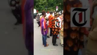 Ekweremadu dragged, assaulted in Germany