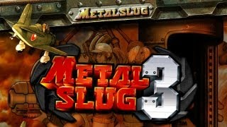 METAL SLUG 3 - Universal - HD Gameplay Trailer