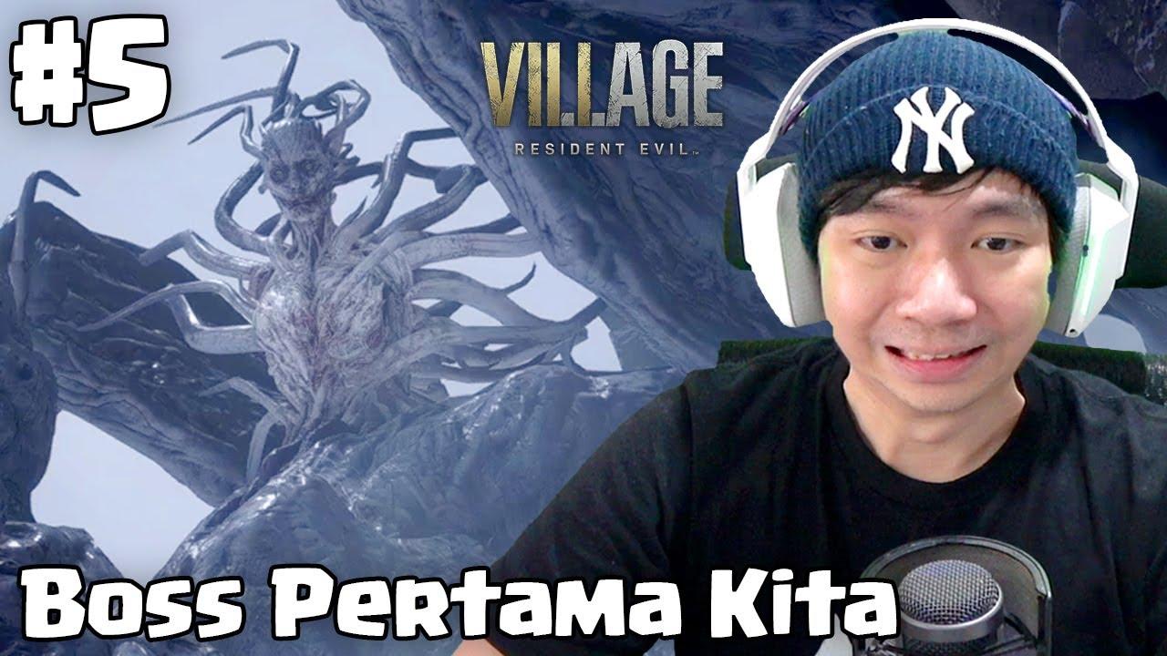 Melawan 3 Boss Sekaligus - Resident Evil Village 8 Indonesia - Part 5