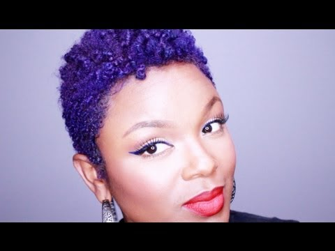 My Natural Hair Rollercoaster | Styles & Colors | Pictorial - YouTube