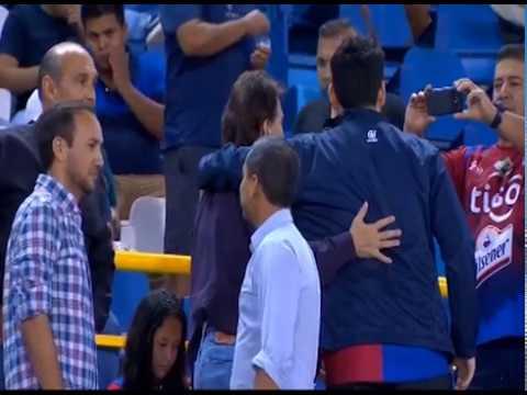 FAS perdió por la mínima ante el Árabe Unido de Panamá por cuartos de final de CONCACAF