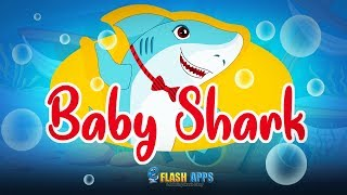 Baby Shark - Kids Nursery Rhymes by EFlashApps