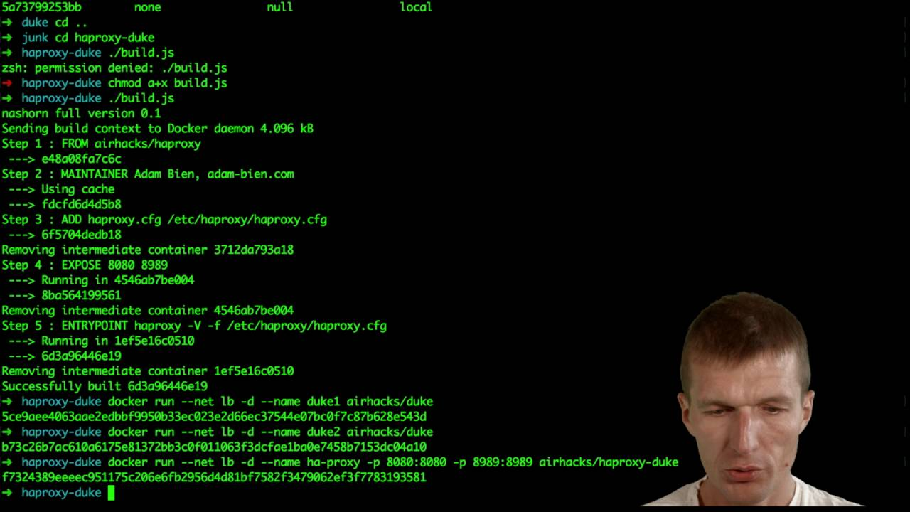 Load Balancing Java EE Microservices : Adam Bien's Weblog
