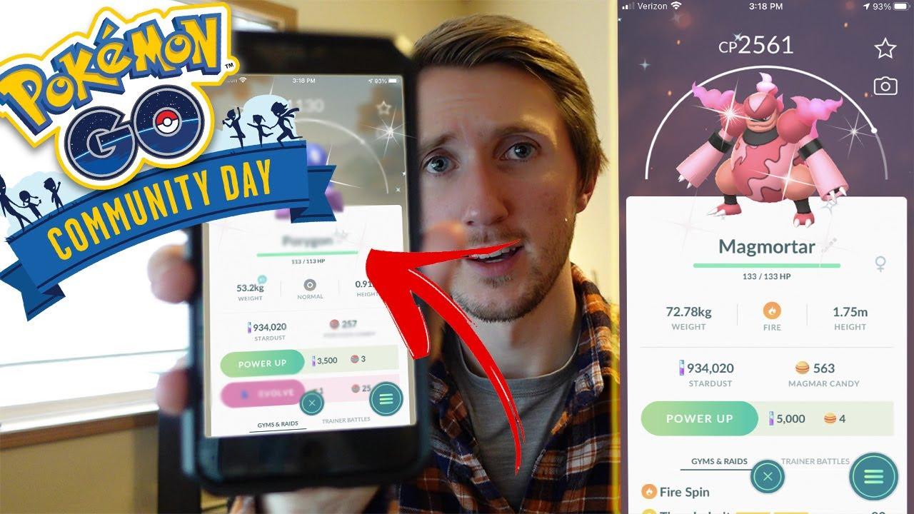 Download CRAZY DECEMBER COMMUNITY DAY WEEKEND! 2019 and 2020 SHINY POKEMON! (Pokémon Go)