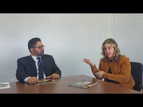 Entrevista com a Secretaria da Mulher do DF, Ericka Filippeli