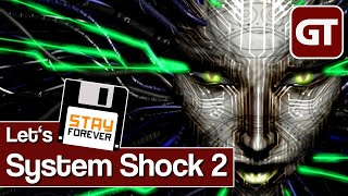 Retro Games: System Shock 2 Gameplay #7 - Let's Play System Shock 2 German