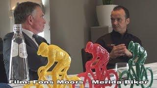 Twee sterrenchef Luc Bellings en Danny Simons vormen duo in de Cape Epic 2014