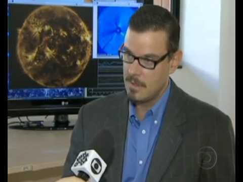 O que fazer com seus astronautas caso ocorra uma Tempestade Solar Jornal Hoje