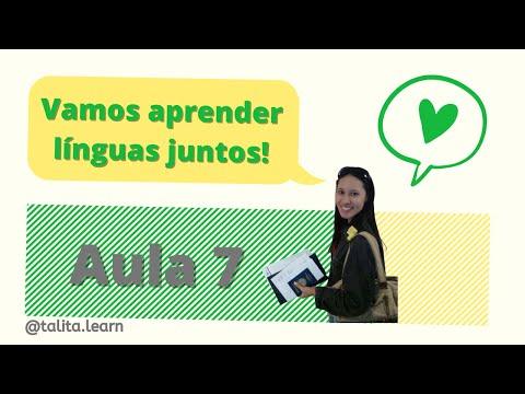 Aula 7 - Dicas para praticar conversação em inglês (e qualquer outro idioma!)