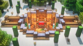 Minecraft: How to Build an Underground Desert Base | Simple Underground Base Tutorial