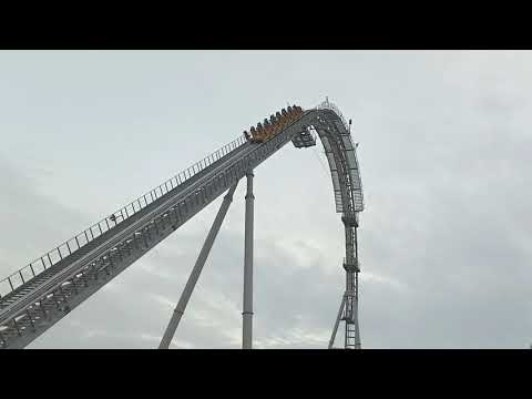 Dubai Ferrari World – Fastest Roller coaster