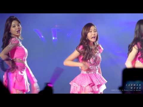 140215 SNSD (Jessica) - Dancing Queen (Dorky Sooyoung!) _ GG World Tour Girls & Peace in Macau