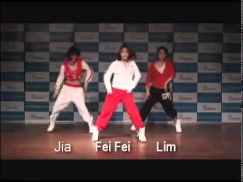 JYP miss A Jia  Fei Boom Boom Pow Dance