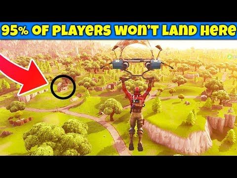 10 WORST Spots to Land in Fortnite