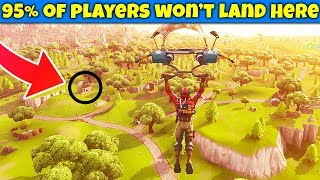 10 WORST Spots to Land in Fortnite | Chaos