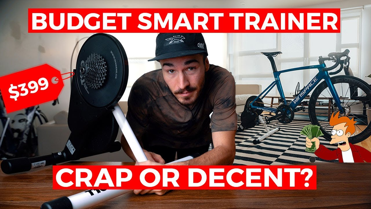 Magene T100 Review : $399 Budget Direct Drive Smart Trainer