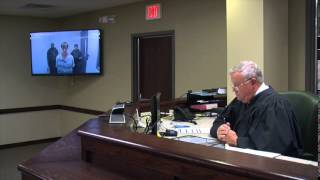 Bond Court Hearing for Dylann Roof 6-19-15