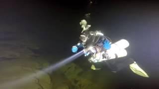 Впервые проведена подводная видео съёмка Телецкого озера на глубине 80 метров!