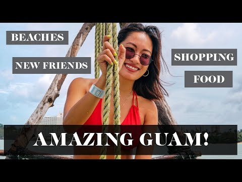 Guam Vlog! My Five Days Experience | Laureen Uy