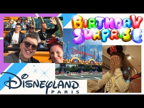 Surprise Birthday Trip