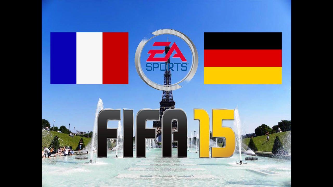 Deutschland Frankreich Video