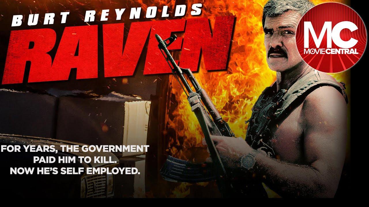 Raven   Full Action Adventure Movie   Burt Reynolds