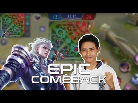 COLD ALUCARD COMEBACK IS REAL| AURA ESPORTS