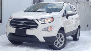 Video 2018 Ford EcoSport SE 4WD: Start Up, Exterior, Interior & Full Review download MP3, 3GP, MP4, WEBM, AVI, FLV Juli 2018