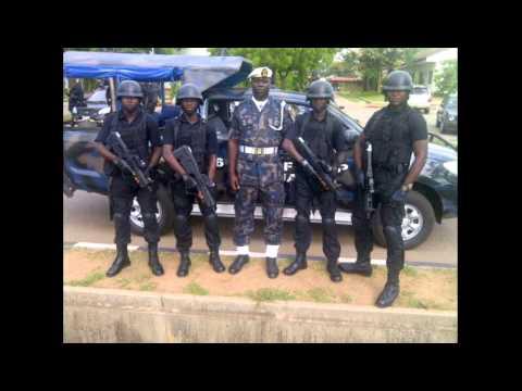 Nigerian navy  by Johnbest Olomu
