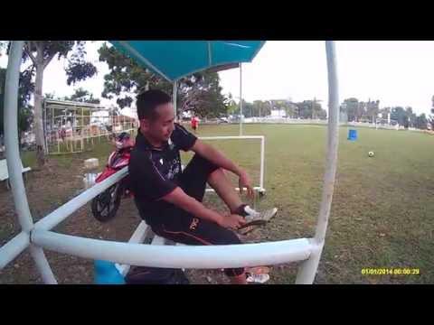 Sesi Latihan Pasukan Bola Sepak PEDATAR FC Part 01