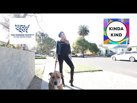 KindaKind Giving 100% of Store Proceeds to The Humane Society of the United States